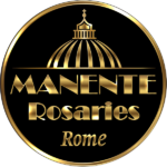 MANENTE Rosaries (Rome) - Catholic Rosaries Made in Italy