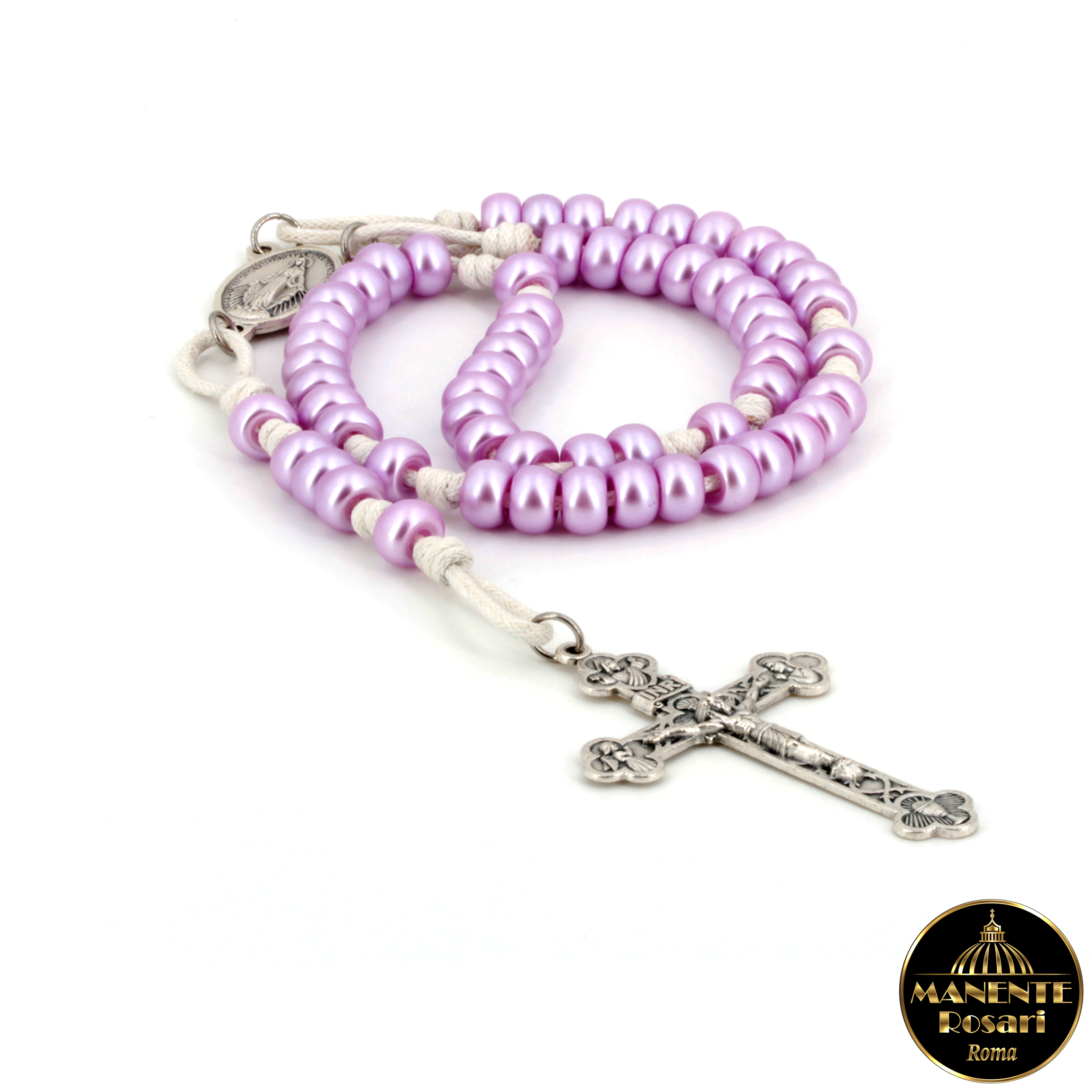MANENTE Rosaries - Rosaries from Italy
