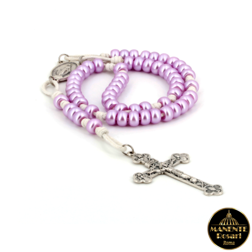Rosaries from Italy - Rosary with Bohemian Crystal Beads